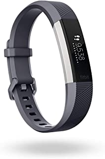 Fitbit Alta HR, Blue/Gray, Small (International Version)