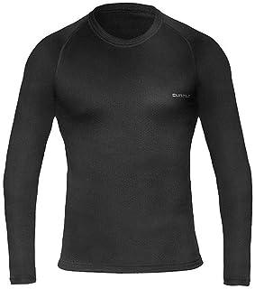 T-Shirt Thermoskin Ml - Masculino Curtlo Preto