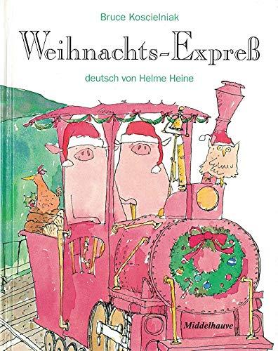 Weihnachts-Express. Deutsch von Helme Heine.