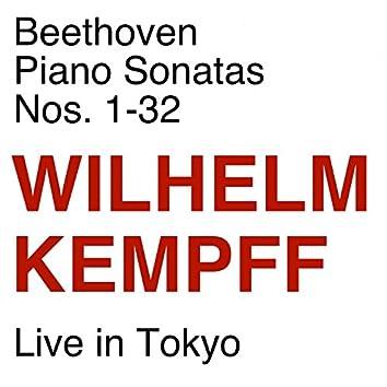 Beethoven Piano Sonatas, Nos. 1 - 32 (Live in Tokyo 1961)