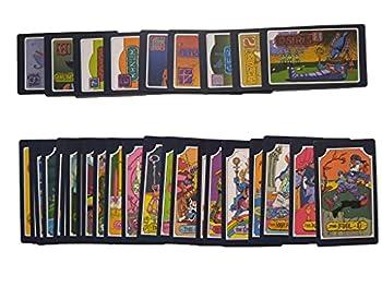 Adventure Anime Tarot Cards