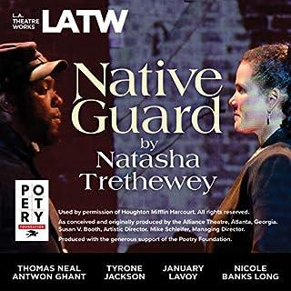Native Guard audiobook cover art