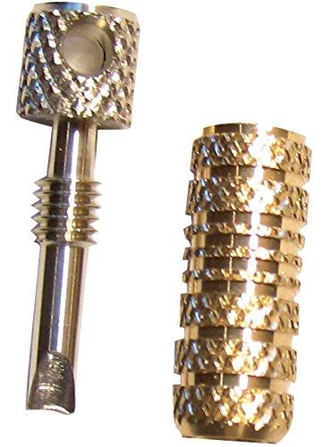 Elkadart Dart Accessory: Broken Shaft and Dart Point Remover Tool (Steel and Soft Tip Darts)