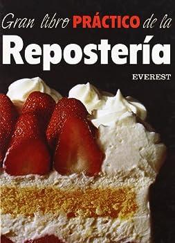 Hardcover Gran libro práctico de la Repostería (Cocina para regalar) (Spanish Edition) [Spanish] Book