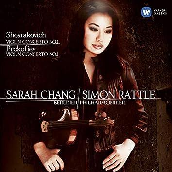 Shostakovich & Prokofiev: Violin Concertos