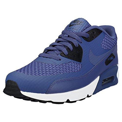 Nike Nike Air Max 90 Ultra 2.0 Se - blue recall/blue recall-black- - Freizeit-Schuhe-Herren, Größe:7.5