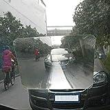 NoNo Parkplatz, der Aufkleber-Weitwinkel-Fresnel-Linse aufhebt Sonnenschirm -