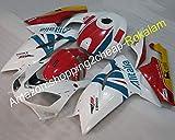 Accesorios De Motocicleta RS125 Para Aprilia RS-125 RS 125 R S 125 2006 2007 2008 2009 2010 2011 2011 Rojo Rojo Amarillo Azul Carenado (Moldeado Por Inyección)