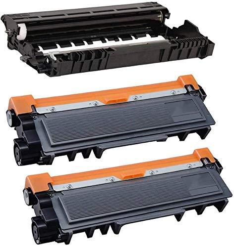 Pure-color TN2320 TN-2320 Cartuccia toner e DR2300 DR-2300 Unità tamburo compatibile per Brother HL-L2300D HL-L2340DW HL-L2360DN HL-L2365DW DCP-L2500D DCP-L2520DW MFC-L2700DW MFC-L2720DW MFC-L2740DW