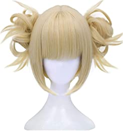 Best short blonde wigs for cosplay