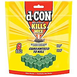 D-Con Ready Mix Rat and Mouse Killer: photo