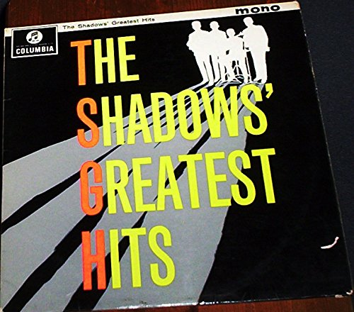The Shadows Greatest Hits Songs Music Original 12 inch 33 rpm LP Vinyl Album Record