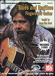 Blues and Ragtime Fingerstyle Guitar (0786659270) | Amazon price tracker / tracking, Amazon price history charts, Amazon price watches, Amazon price drop alerts