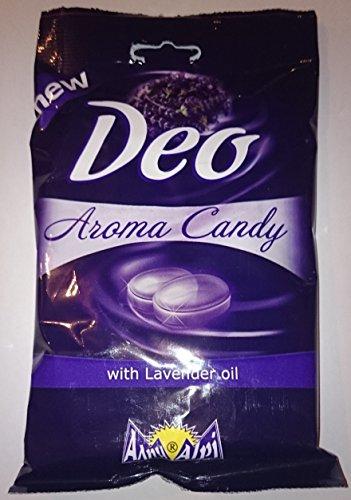 DEO AROMA CANDY Lavendelöl ZUCKER 70g