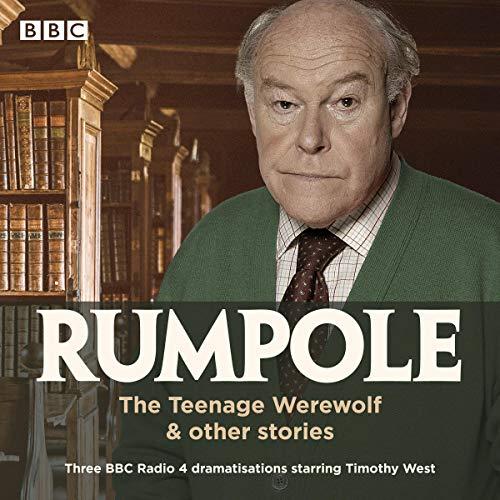 Couverture de Rumpole: The Teenage Werewolf & Other Stories
