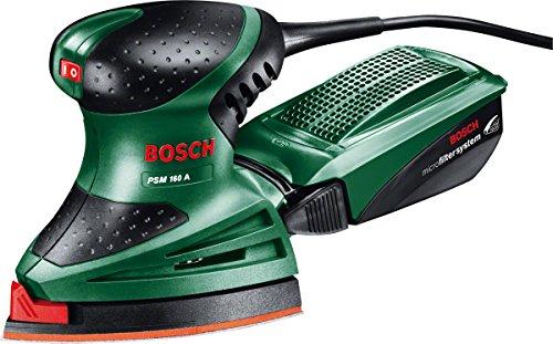 Bosch Home and Garden 0.603.377.008 Multilijadora con Accesorio venecianas, 160 W, 240 V