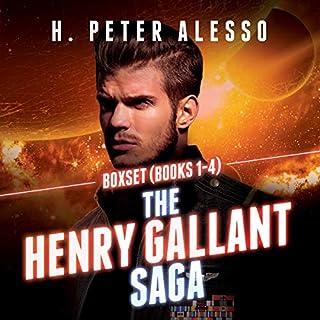 The Henry Gallant Saga cover art