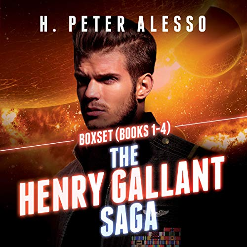 The Henry Gallant Saga cover art