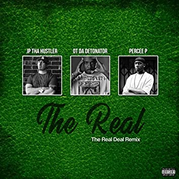 The Real (The Real Deal Remix) [feat. Lupah Phaiym]