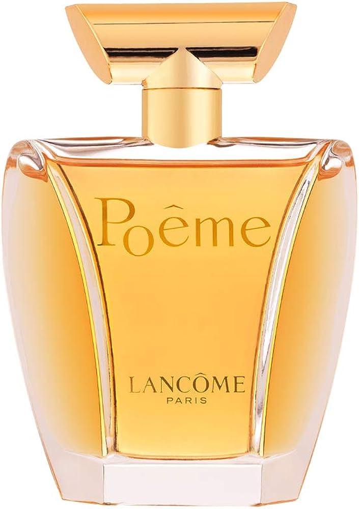 Lancôme poême limited edition eau de parfum profumo per donna vapo 100 ml 8431240094306