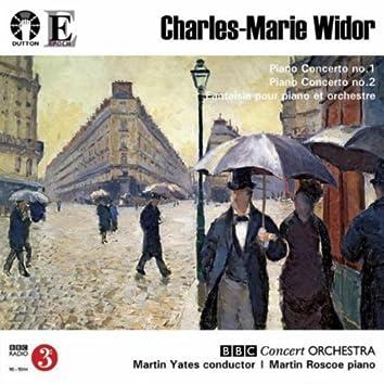Charles-Marie Widor: Piano Concertos