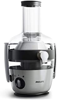 Philips HR1922/21 Avance Collection Juicer, 1200W - Grey