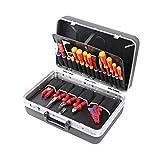Bernstein Werkzeuge 8200 VDE Service-Koffer PROTECTION mit 22 Werkzeugen