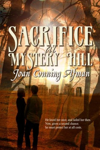 Book: Sacrifice At Mystery Hill by Joan Conning Afman
