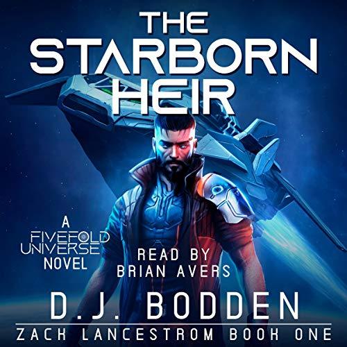 The Starborn Heir Titelbild
