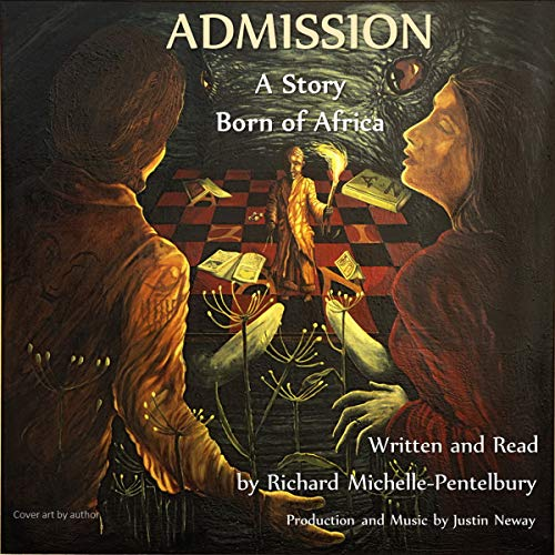 Admission: A Story Born of Africa audiobook cover art