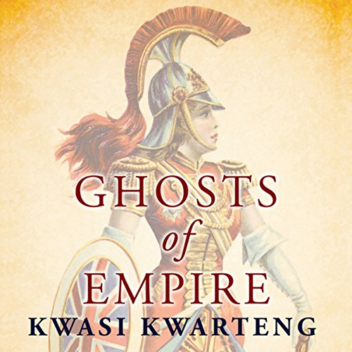 Ghosts of Empire audiobook cover art