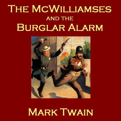 The McWilliamses and the Burglar Alarm audiobook cover art