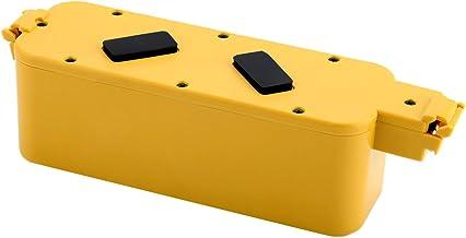 Shentec 14.4V 4800mAh Battery Compatible with iRobot Roomba 400 405 410 415 416 418 4000 4100 4105 4110 4130 4150 4170 4188 4210 4220 4225 4230 4232 4260 4296, Ni-MH