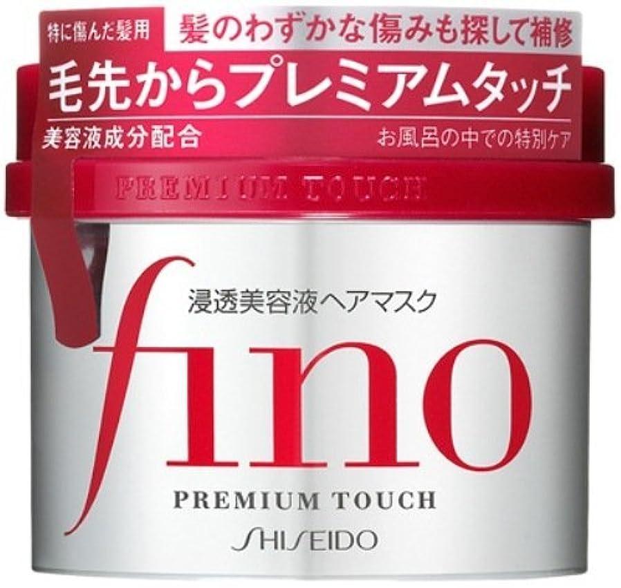 屋内でシダめるフィーノ浸透美容液ヘアマスク230G × 10個セット