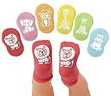 Anole Calcetines Recién Nacido y Bebé - 6 Pares - De Tobillo para Niño y Niña con Suave Mullido de Algodón (Toque de Color, 0-3 Meses)