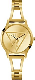 Guess Women's W1145L3 Year-round Analog Quartz Gold Watch