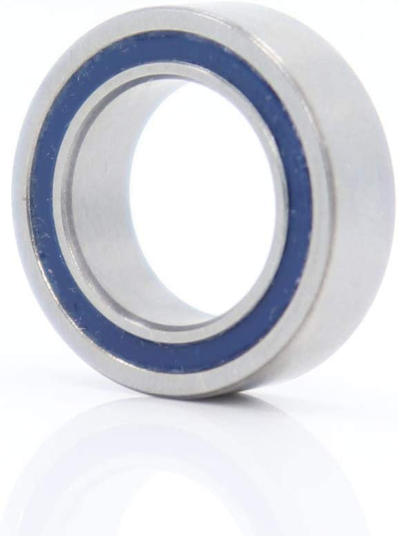 TONGCHAO Professional 6Pcs MR1610 W5 Daily bargain sale Sealed Max 67% OFF Blue Bearings 2RS 10