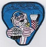 PATCHMANIA Italian Patch Air Force Aeronautica Militare Am Stormo 32 ATC 88mm Parche, Parches Termoadhesivos,Parche Bordado para la Ropa Termoadhesivo