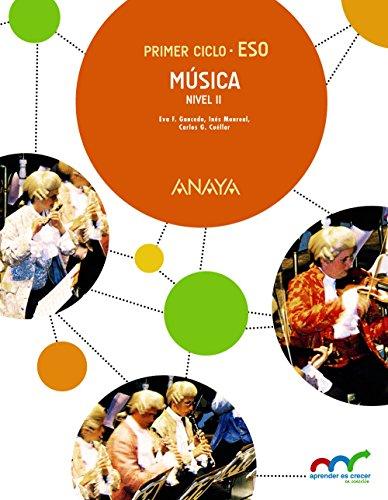 Música. Nivel II (Aprender es crecer en conexión)