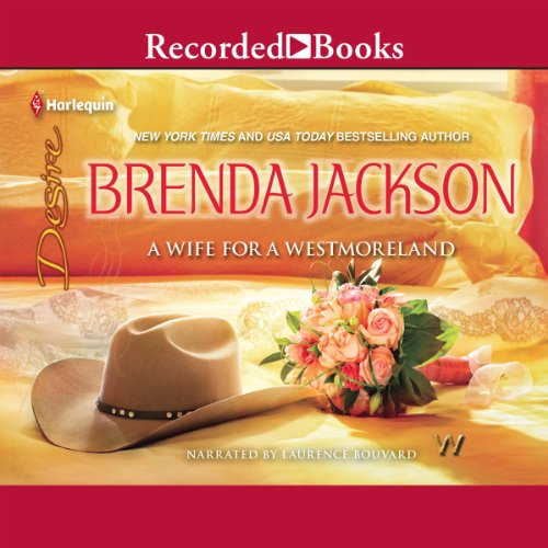A Wife for Westmoreland audiobook cover art