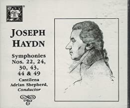 Best haydn symphony 24 Reviews