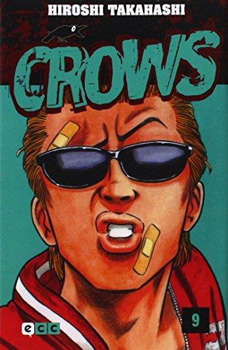 Crows núm. 09