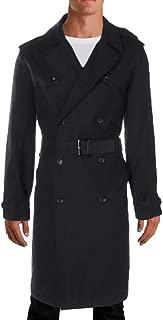 Best long black trench coat mens Reviews