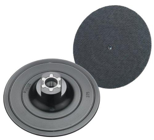 Connex Klett-Schleifteller, 125 mm, Gewinde M14 für Winkelschleifer-/polierer, COM191123