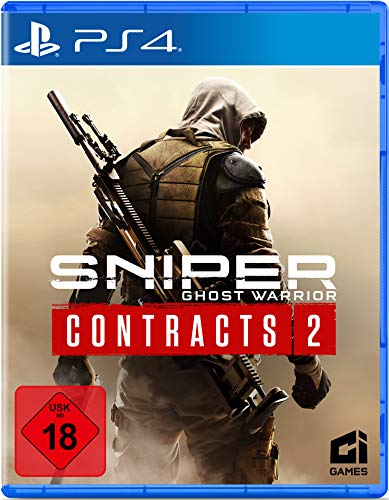 Sniper Ghost Warrior Contracts 2 (Playstation 4)