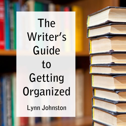The Writer's Guide to Getting Organized Titelbild