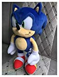 Yutwone Plush Toys New Game Classic Tails Soft Plush Toy 15' (Color : Sonic)