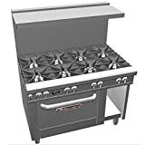 Southbend 4483AC 48' Ultimate Restaurant Gas Range w/ 8 Star-Saute Burners, (1) Convection Oven & (1) Cabinet Base