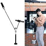 Pellor 筋トレ 前腕リストトレーナー 耐荷重ロープアーム 筋力トレーニング ジム設備 筋トレ器具