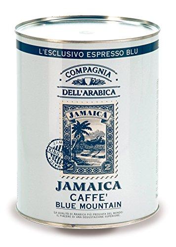 Caffè Corsini Compagnia Dell'Arabica Jamaika Blue Mountain Kaffeebohnen, 1500 g